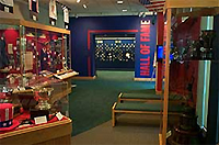 The National Lacrosse Hall of Fame is housed in the Lacrosse Museum in Baltimore, Md.